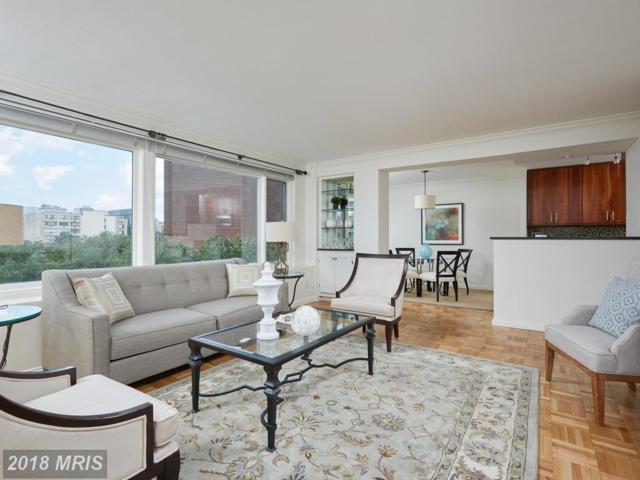 2475 Virginia Avenue NW 602-603, Washington, DC 20037 (#DC10297542) :: Crossman & Co. Real Estate