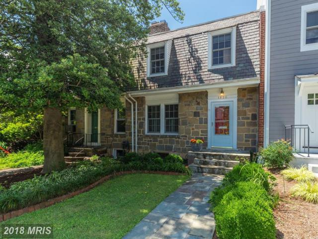 1820 37TH Street NW, Washington, DC 20007 (#DC10303148) :: SURE Sales Group