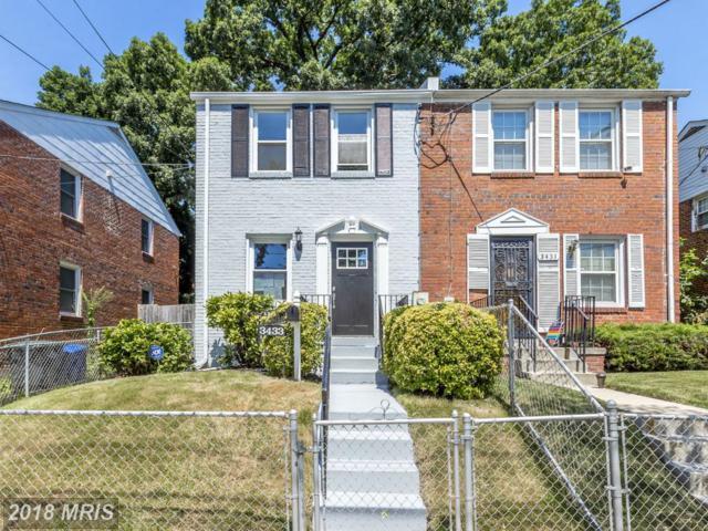 3433 25TH Street SE, Washington, DC 20020 (#DC10303482) :: TVRG Homes