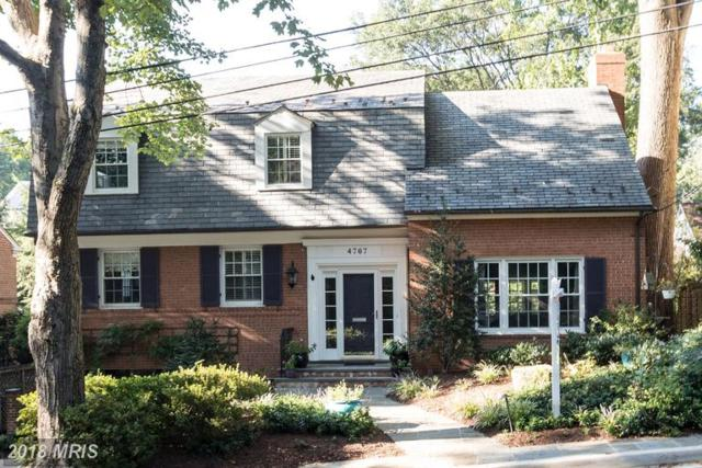 4767 Berkeley Terrace NW, Washington, DC 20007 (#DC10338886) :: The Maryland Group of Long & Foster