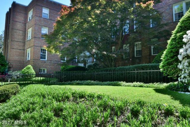 2800 Devonshire Place NW B-3, Washington, DC 20008 (#DC9934586) :: LoCoMusings