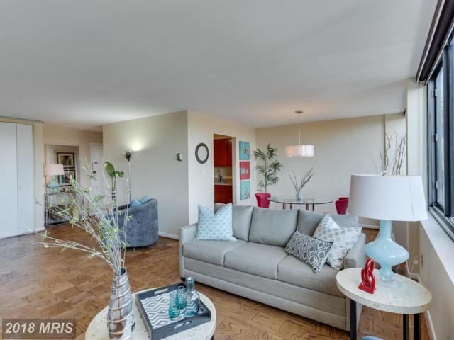 600 Roosevelt Boulevard #504, Falls Church, VA 22044 (#FA10120501) :: Pearson Smith Realty