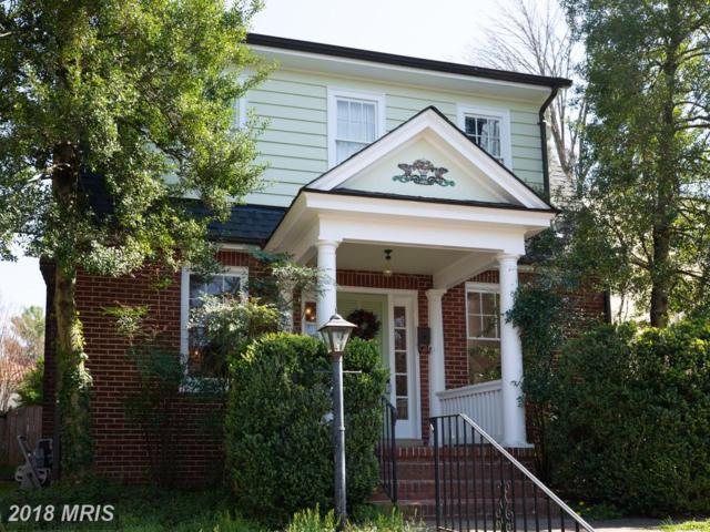 808 Marye Street, Fredericksburg, VA 22401 (#FB10207202) :: Advance Realty Bel Air, Inc