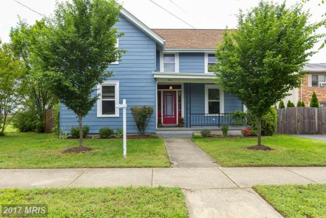 510 Spottswood Street, Fredericksburg, VA 22401 (#FB9864114) :: LoCoMusings
