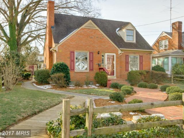 1220 Payne Street, Fredericksburg, VA 22401 (#FB9891695) :: LoCoMusings