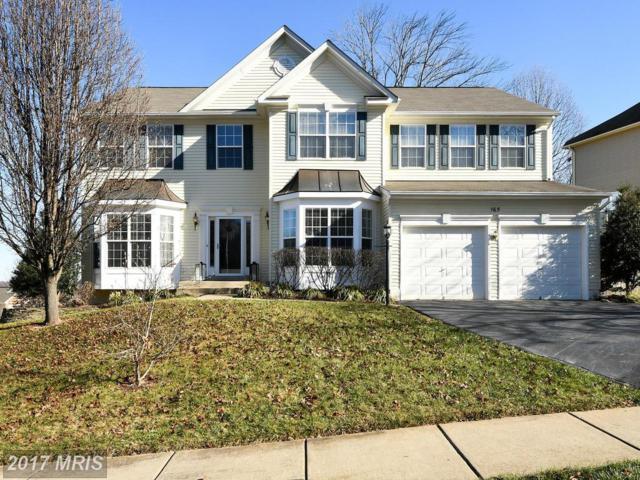 165 Autumn Wind Court, Warrenton, VA 20186 (#FQ10113896) :: Jacobs & Co. Real Estate
