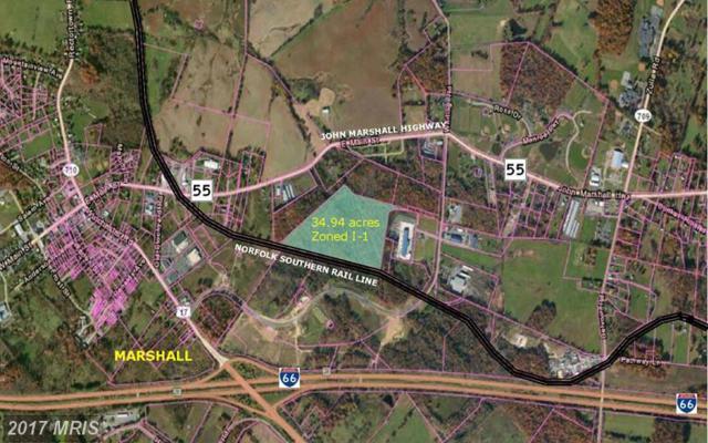 0 Whiting Road, Marshall, VA 20115 (#FQ8393921) :: Pearson Smith Realty