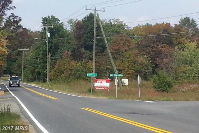 Lot # 2 NE, Marshall, VA 20115 (#FQ8752082) :: LoCoMusings