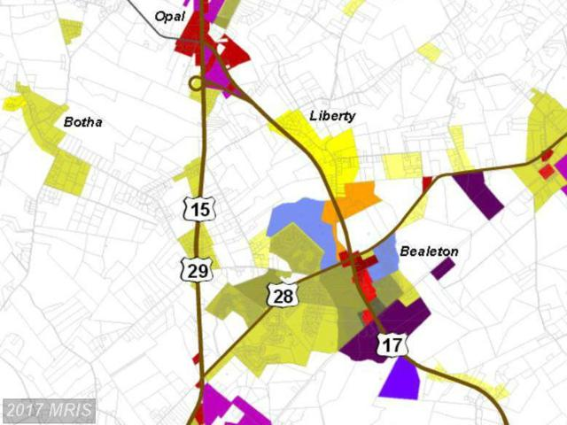 10257 Fayatesville Road, Bealeton, VA 22712 (#FQ9644180) :: LoCoMusings