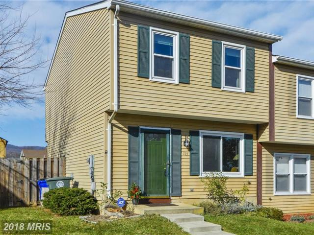 193 Stonegate Drive, Frederick, MD 21702 (#FR10110065) :: Pearson Smith Realty