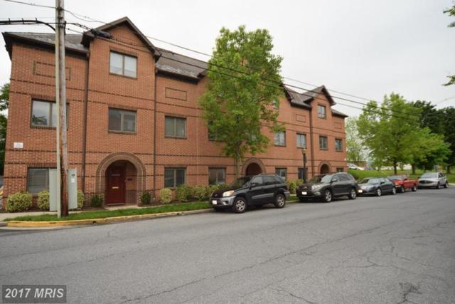 3 College Avenue #9, Frederick, MD 21701 (#FR9665562) :: LoCoMusings