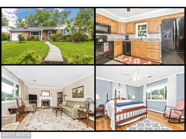 7 Fairview Avenue, Frederick, MD 21701 (#FR9944051) :: LoCoMusings