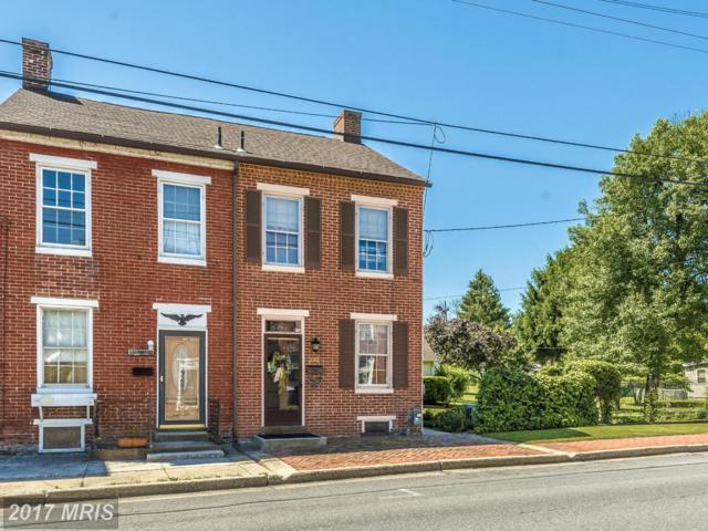 230 6TH Street E, Frederick, MD 21701 (#FR9944573) :: Pearson Smith Realty