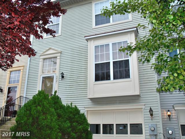 6421 Towncrest Court W, Frederick, MD 21703 (#FR9948922) :: LoCoMusings