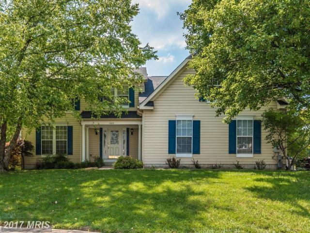 7009 Allington Manor Circle E, Frederick, MD 21703 (#FR9968515) :: Pearson Smith Realty