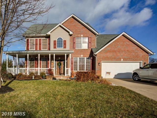 121 Carnmore Drive, Winchester, VA 22602 (#FV10117918) :: Pearson Smith Realty