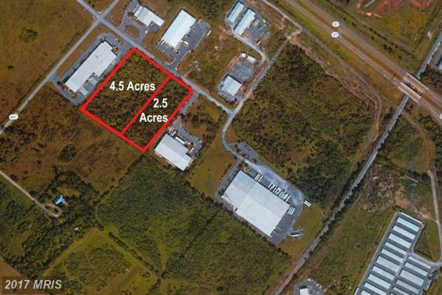0 Industrial Drive, Winchester, VA 22602 (#FV9718307) :: Pearson Smith Realty