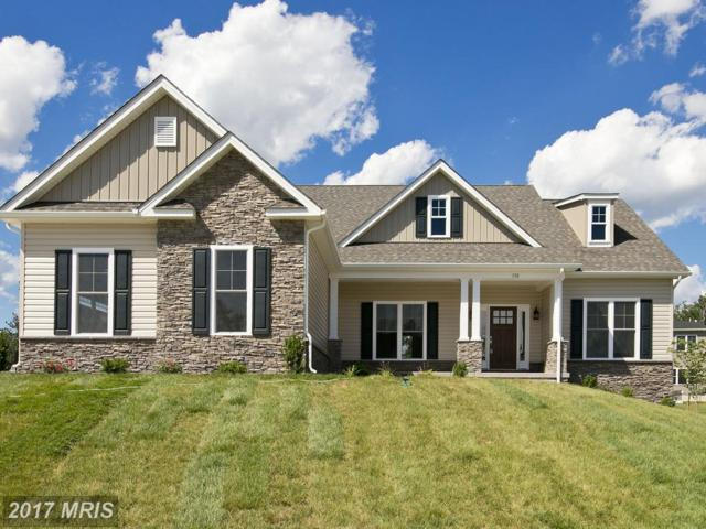 158 Abrams Pointe Boulevard, Winchester, VA 22602 (#FV9976499) :: Pearson Smith Realty