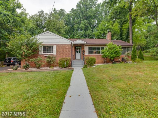 2858 Rosemary Lane, Falls Church, VA 22042 (#FX10035790) :: LoCoMusings