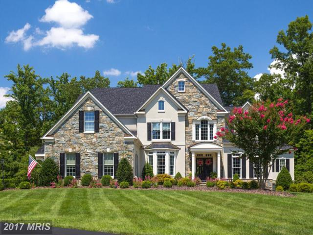 8168 Cottage Rose Court, Fairfax Station, VA 22039 (#FX10041534) :: Pearson Smith Realty