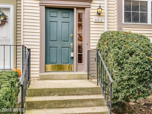 5912 Annaberg Place #206, Burke, VA 22015 (#FX10076365) :: Pearson Smith Realty
