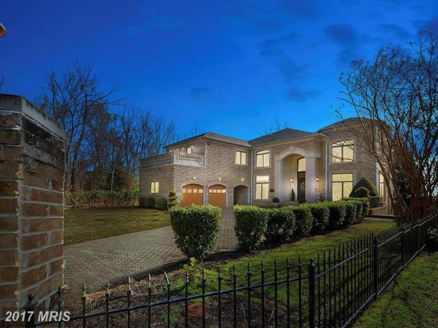 9323 Old Mansion Road, Alexandria, VA 22309 (#FX10093963) :: Pearson Smith Realty