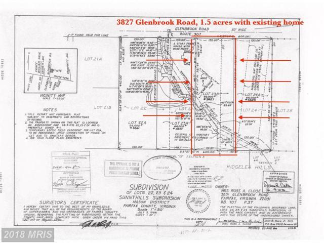 3827 Glenbrook Road, Fairfax, VA 22031 (#FX10120909) :: Eric Stewart Group