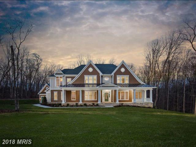 5800 Fox Chapel Estates Drive, Fairfax, VA 22030 (#FX10148073) :: The Gus Anthony Team
