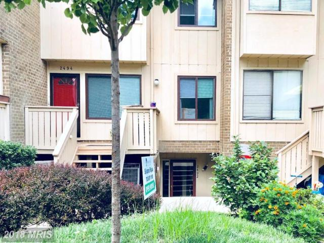 2492 Glengyle Drive #194, Vienna, VA 22181 (#FX10214273) :: SURE Sales Group