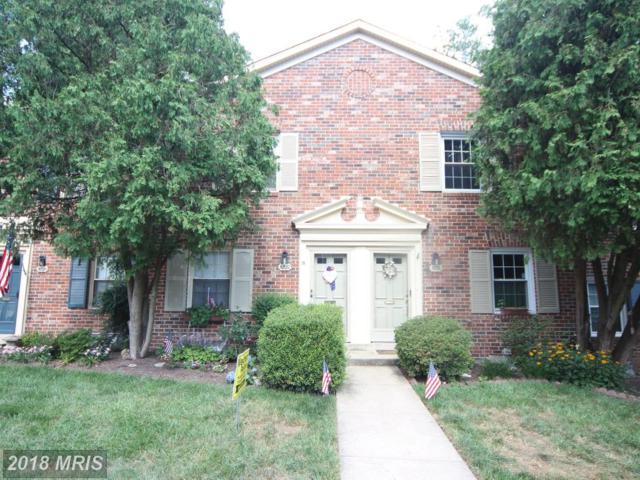 5822 Torington Drive #857, Springfield, VA 22152 (#FX10288745) :: Keller Williams Pat Hiban Real Estate Group