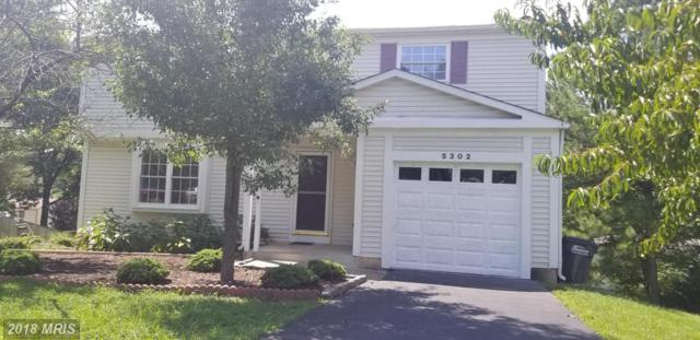 5302 Indian Rock Road, Centreville, VA 20120 (#FX9011634) :: The Gus Anthony Team