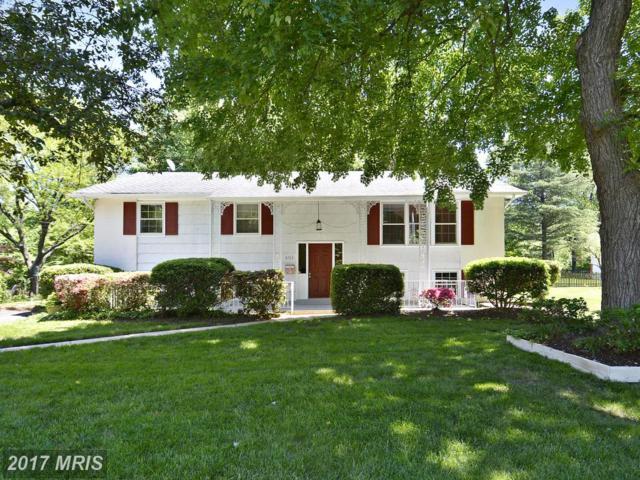 8723 Bluedale Street, Alexandria, VA 22308 (#FX9943069) :: Pearson Smith Realty