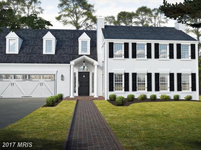 6016 Grove Drive, Alexandria, VA 22307 (#FX9951658) :: Pearson Smith Realty