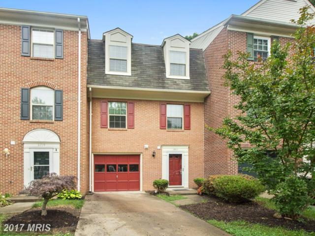 6721 Sunset Woods Court, Burke, VA 22015 (#FX9957971) :: LoCoMusings