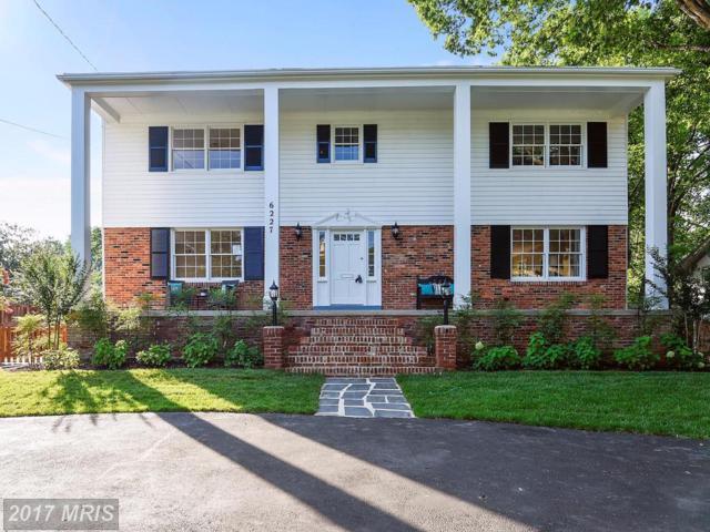 6227 Lakeview Drive, Falls Church, VA 22041 (#FX9993949) :: Pearson Smith Realty