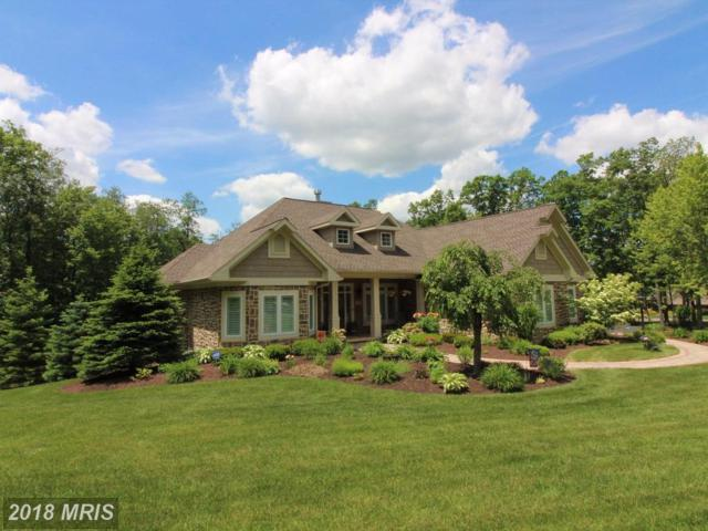 265 Moss Creek Circle, Oakland, MD 21550 (#GA9974311) :: The Maryland Group of Long & Foster