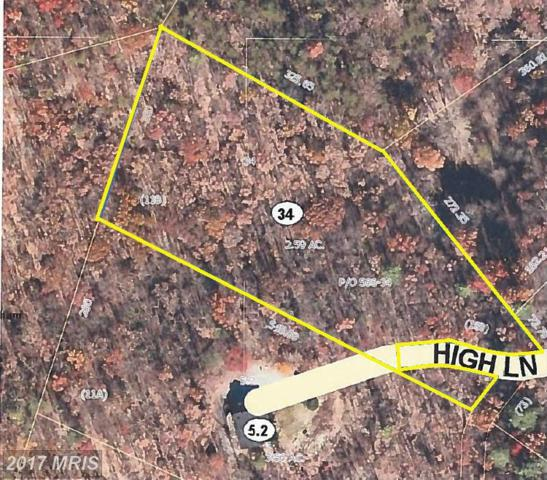 0 High Lane, Mathias, WV 26812 (#HD8661908) :: Pearson Smith Realty