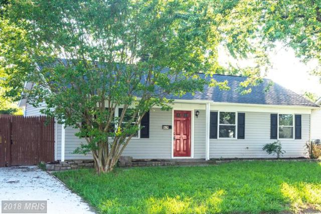 624 Sequoia Drive, Edgewood, MD 21040 (#HR10316459) :: The Maryland Group of Long & Foster