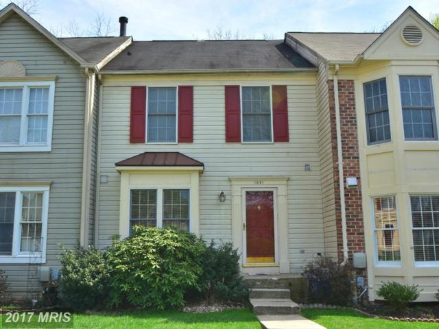 1021 Wingate Court M-2, Bel Air, MD 21014 (#HR9918676) :: Pearson Smith Realty