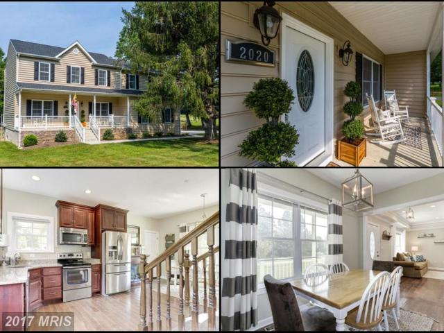 2020 Millers Mill Road, Cooksville, MD 21723 (#HW10009088) :: LoCoMusings