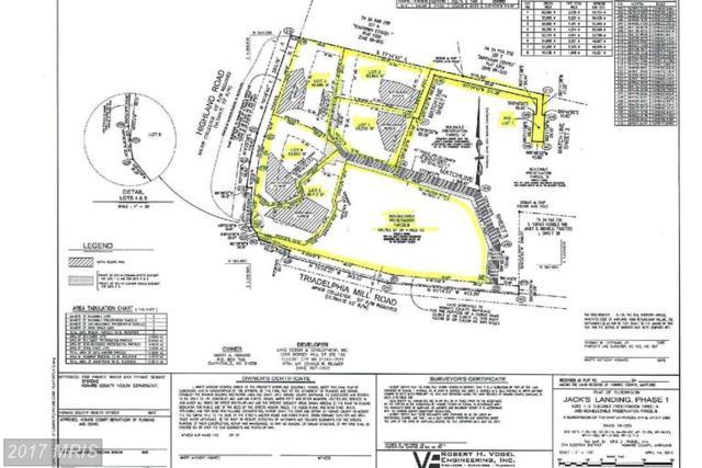 4 Jacks Landing Road, Clarksville, MD 21029 (#HW9698345) :: LoCoMusings