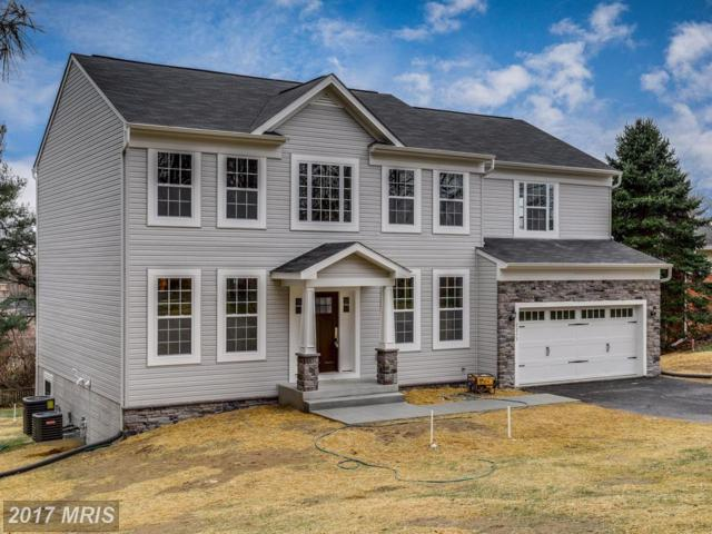 LOT 8 Old Montgomery Road, Ellicott City, MD 21043 (#HW9852819) :: Pearson Smith Realty