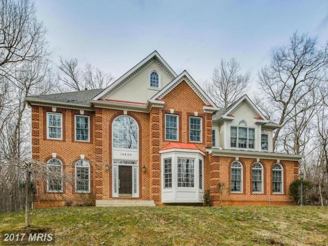 16820 Colton Court, Woodbine, MD 21797 (#HW9878892) :: LoCoMusings
