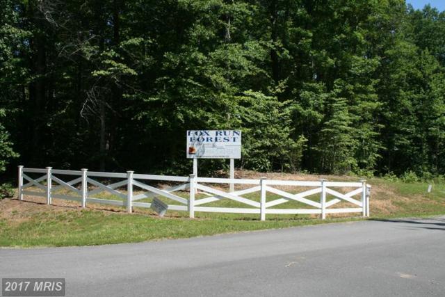 13 Fox Run Forest Lane, Beaverdam, VA 23015 (#LA9815276) :: LoCoMusings
