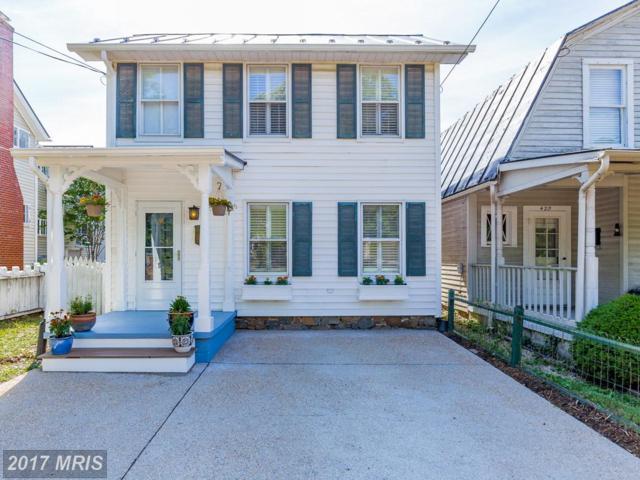418 King Street S, Leesburg, VA 20175 (#LO9990747) :: Pearson Smith Realty