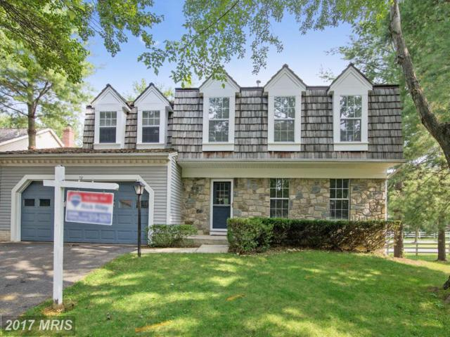 22 Grantchester Place, Gaithersburg, MD 20877 (#MC10028054) :: Pearson Smith Realty