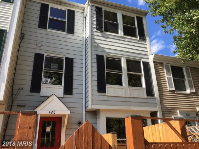 428 Legato Terrace, Silver Spring, MD 20901 (#MC10076152) :: Pearson Smith Realty