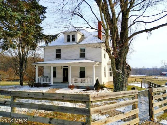 21521 Peach Tree Road, Dickerson, MD 20842 (#MC10078578) :: Pearson Smith Realty