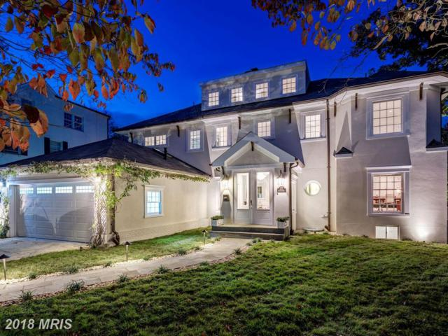37 Quincy Street, Chevy Chase, MD 20815 (#MC10090198) :: Pearson Smith Realty