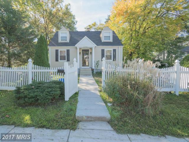 2706 Newton Street, Wheaton, MD 20902 (#MC10093813) :: Pearson Smith Realty